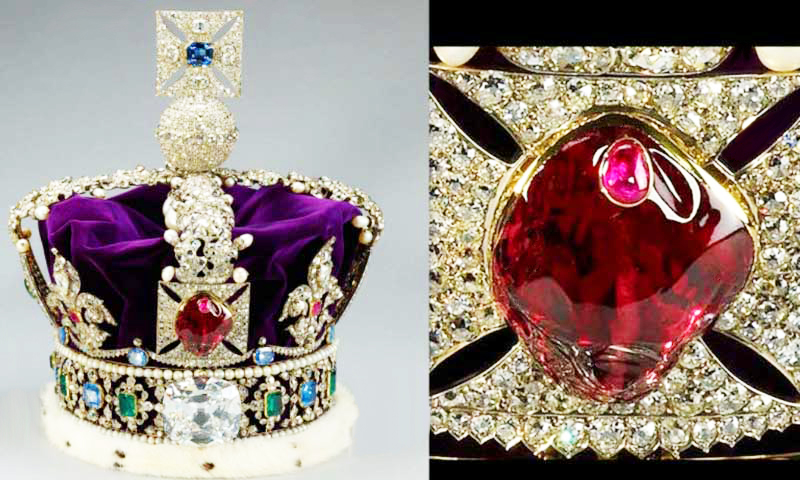 Black Princes Ruby
