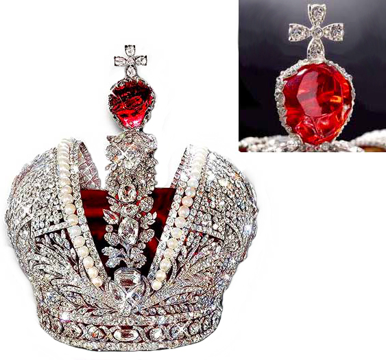 """""""The Imperial Crown of Russia"""""""