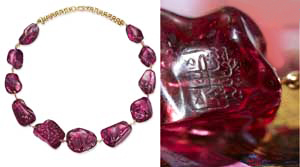 Mongul Naves Necklace