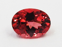 Rød Spinel, 0,94 Ct